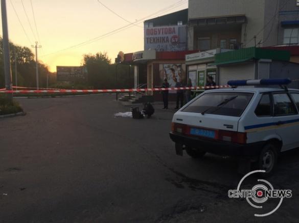 Відео смертельної трагедії біля нічного клубу на Черкащині оприлюднили в мережі