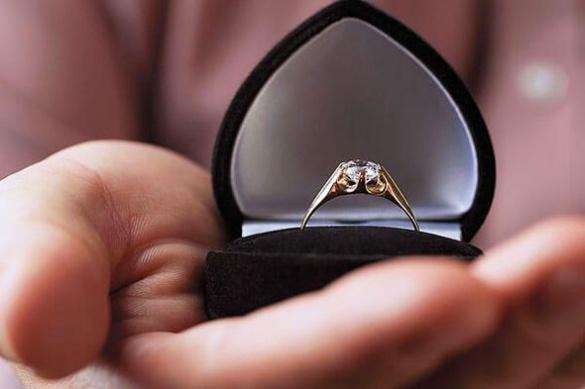 Оригінальну пропозицію руки і серця зробив черкащанин своїй коханій