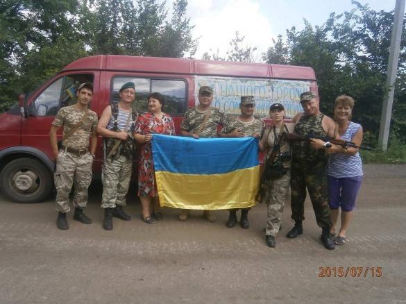 Черкаським волонтеркам, які потрапили у ДТП, потрібна допомога