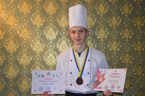 Черкащанин підкорив міжнародний кулінарний конкурс своєю вегетаріанською стравою