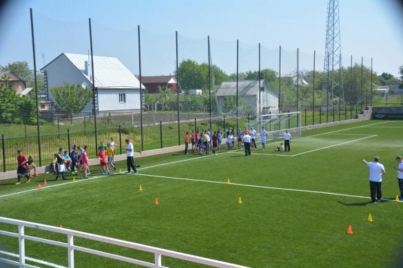 До Білозірської Академії футболу проведено відбір кандидатів на навчання