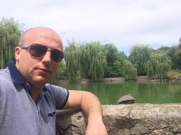 Черкаський депутат врятував від загибелі черепаху