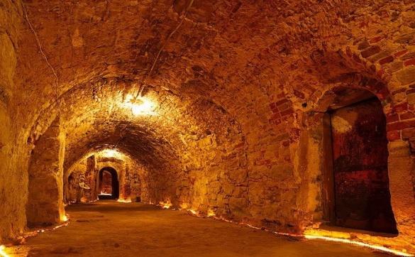 На Черкащині відкрився новий туристичний маршрут підземеллями