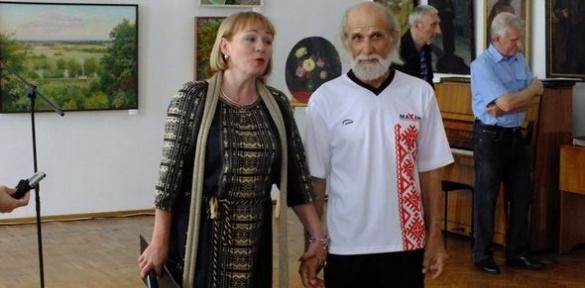 Переселенець із Донецька підкорює черкащан своїм мистецьким талантом