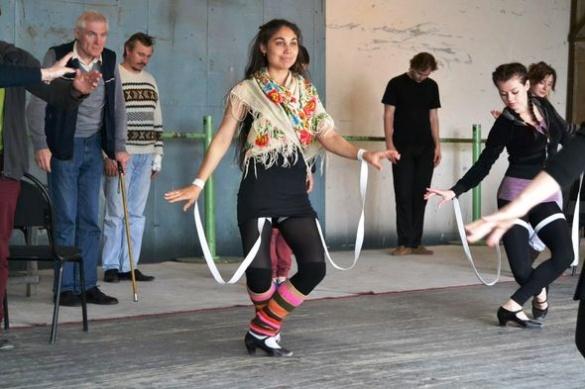 Актори черкаського театру готуються вражати містян феєричним мюзиклом у ритмі танго (ВІДЕО)