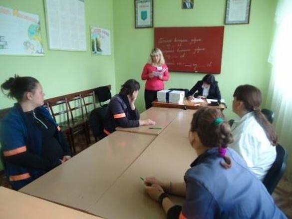Черкаські в'язні склали ЗНО з української мови і літератури