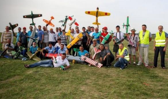 На Черкащині за Кубок Європи боролися пілоти (ФОТО)