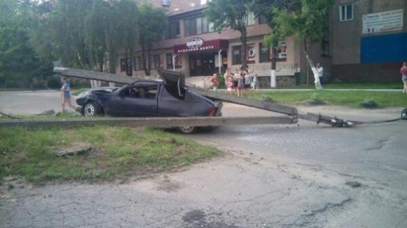 ДТП у Черкасах: п'яний водій на