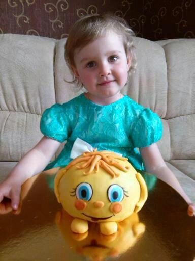 Маленька дівчинка терміново потребує допомоги черкащан