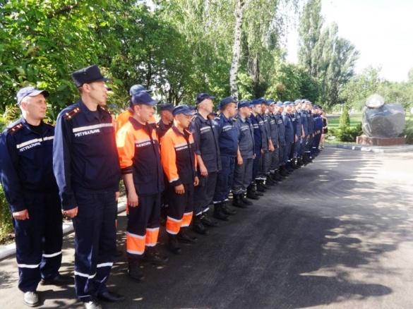 У святкові дні черкаські рятувальники працюватимуть у посиленому режимі