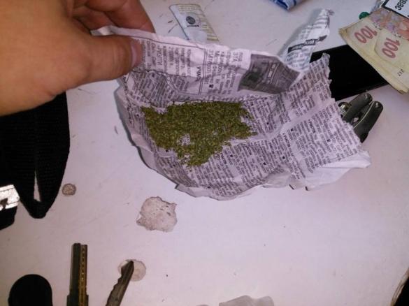 В одному із черкаських барів знайшли наркотики