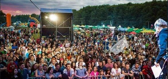 Перелік заходів, які чекають на гостей масштабного фестивалю
