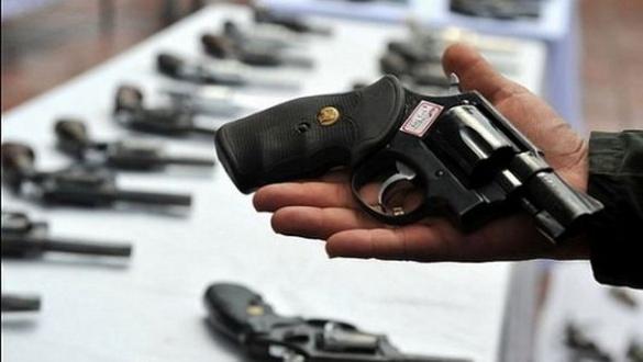 Що думають черкащани про легалізацію зброї? (ВІДЕО)