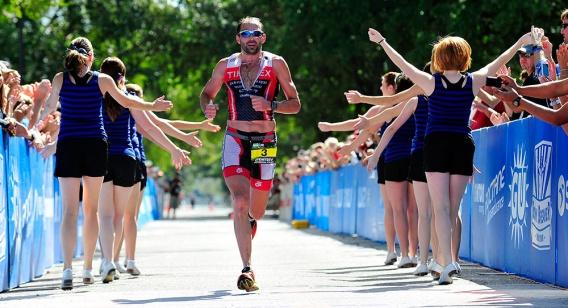 Черкаський спортсмен виборов друге місце на IRONMAN Austria