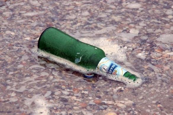 На черкаському пляжі виявили незаконну