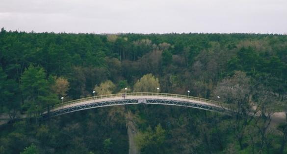 Міст у черкаському парку: рятувальний план виявився прихованою небезпекою