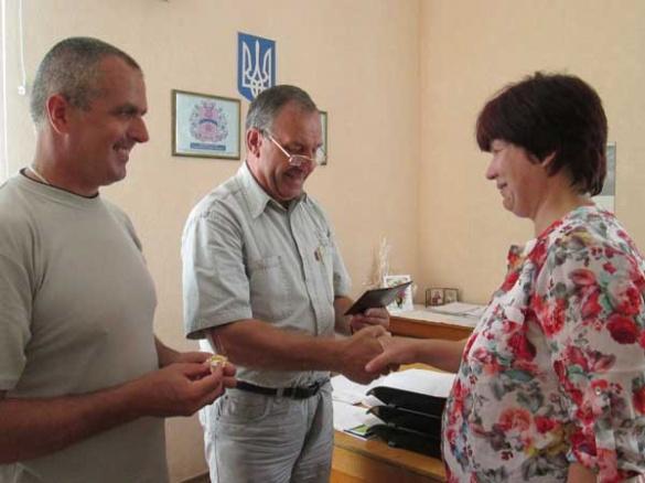 Черкащанка, яка виховує 5 дітей, отримала особливу відзнаку