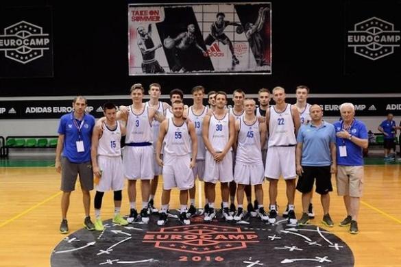Черкаські баскетболісти принесли перемогу українській збірній у поєдинку проти Росії