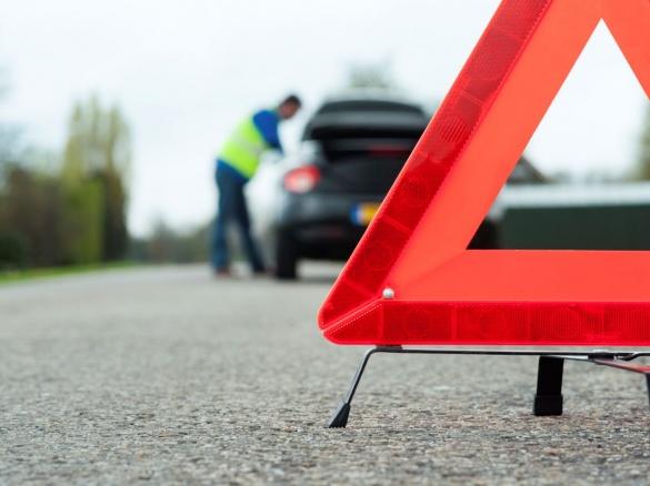 На перехресті двох черкаських вулиць водій збив велосипедиста