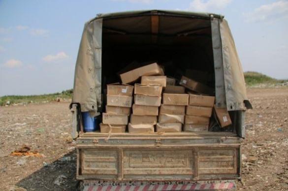 Понад півтонни золотоніського сиру навмисне знищили в Росії