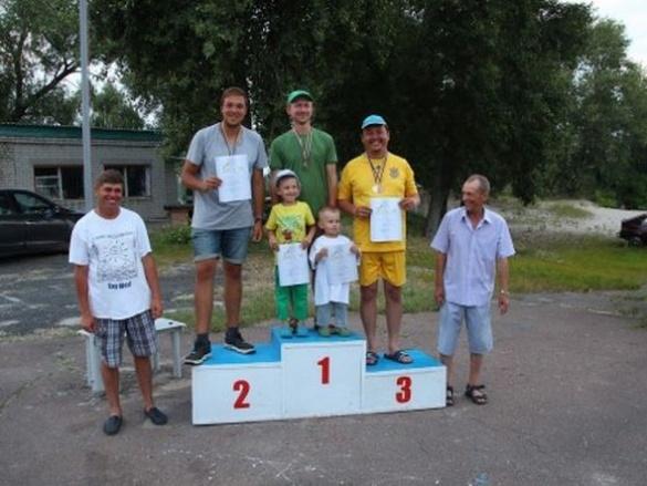 Черкащани здобули перше місце на чемпіонаті з судномодельного спорту
