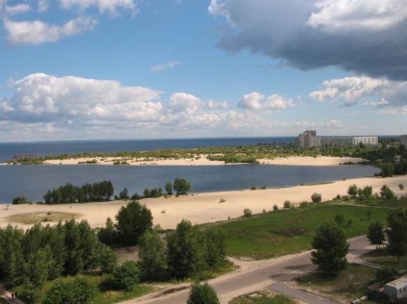 У мерії хочуть, щоб на черкаських пляжах надавали кращі послуги для людей