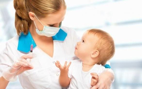У Черкасах нарешті з'явилася вакцина для профілактики небезпечних дитячих захворювань