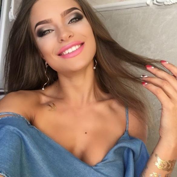 Face of the day - Віталія Поліщук