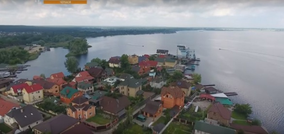 Хто із черкаських політиків і бізнесменів має маєтки на березі Дніпра? (ВІДЕО)
