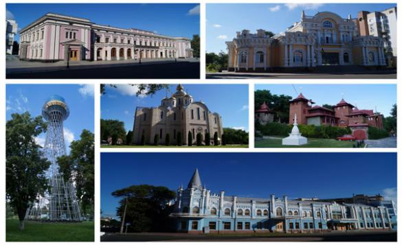 Неймовірна краса. Шість архітектурних споруд у Черкасах, які вражають (ФОТО)
