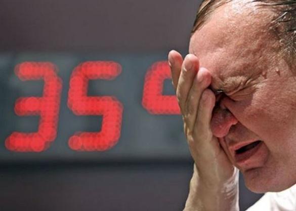 Через липневу спеку в Черкасах збільшилась кількість серцево-судинних захворювань
