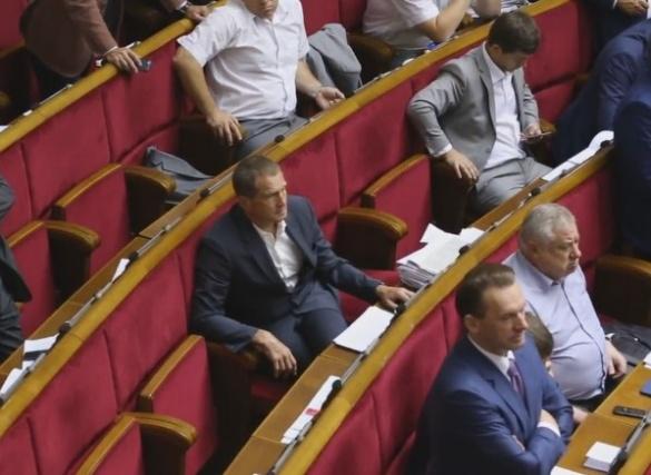 Активісти спіймали нардепа з Черкащини на