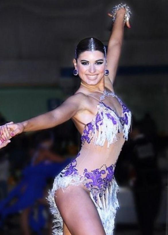 Черкаська танцівниця побореться за перемогу в США