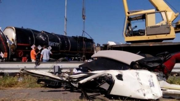 На Черкащині сталася жахлива аварія за участі вантажівки (ФОТО)