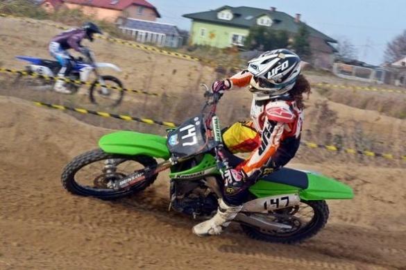 Черкащанин здобув призове місце на чемпіонаті з мотокросу