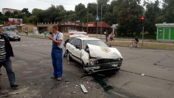 Журналістка шукає свідків ДТП у Черкасах