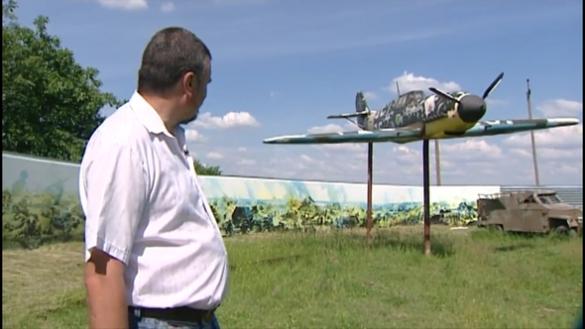 На Черкащині існує музей військової техніки, аналогів якому немає в Європі