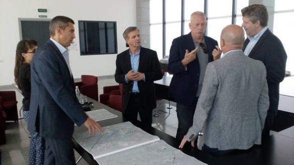 На Черкащині планують будівництво  підприємства американського зразка