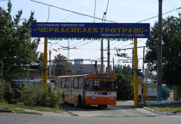 У Черкасах хочуть встановити пам'ятник тролейбусу