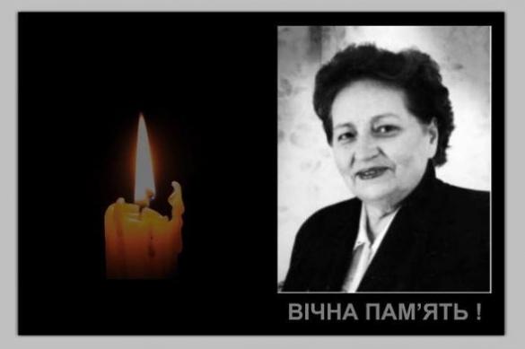 Пішла з життя відома в Черкасах педагогічна діячка