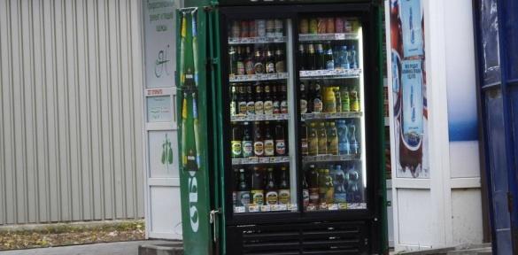 У Черкасах боротимуться з нічною торгівлею алкоголем
