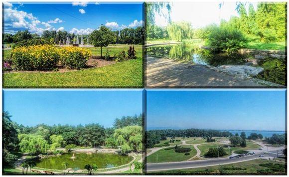 Краса та спокій. 4 черкаських парки, куди потрібно не забувати ходити