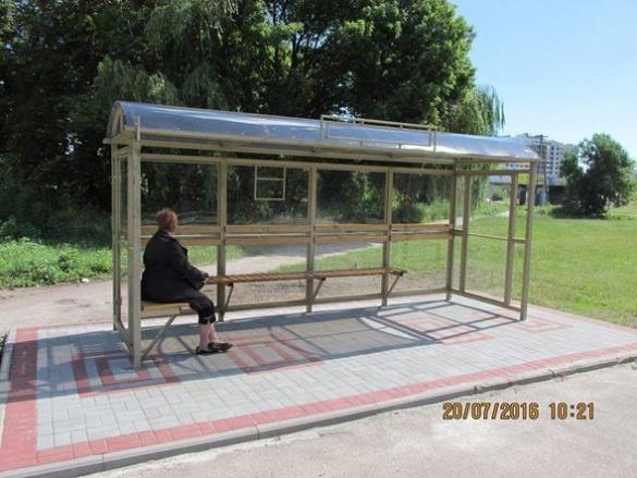 Нещодавно встановлені черкаські зупинки потребують змін