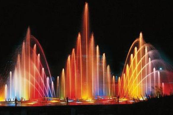 На Черкащині побудують водограй зі світлолазерним шоу