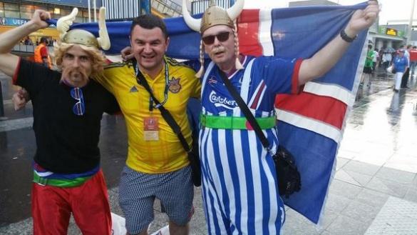 Черкаський вболівальник розповів про головні родзинки Євро-2016