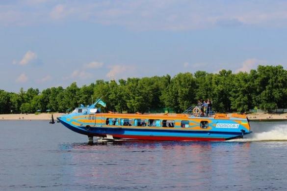 На Черкащині відновили швидкісну навігацію Дніпром (ФОТО)