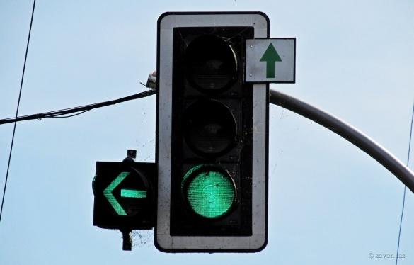 Рух на вулицях Черкас регулюватимуть нові світлофори