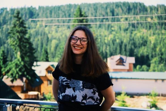 Face of the day – Аліна Фролова