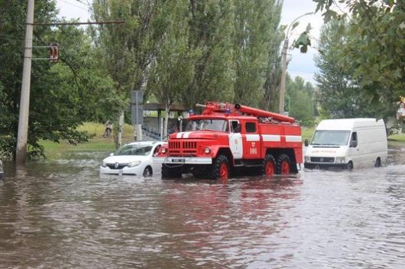 Черкаських водіїв закликають дотримуватися певних правил під час грози