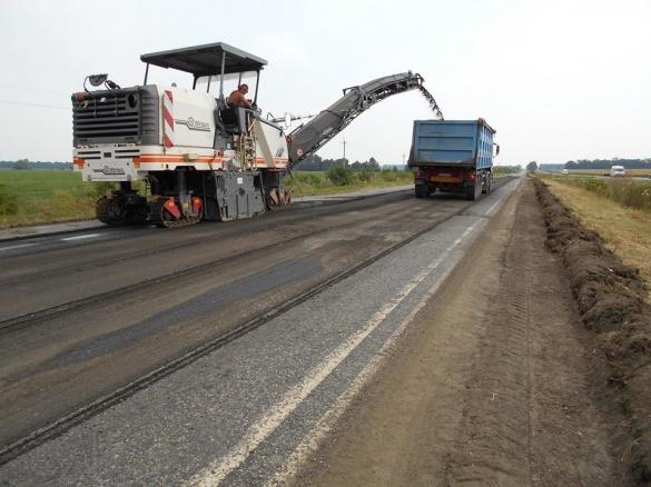 Розпочався довгоочікуваний ремонт дороги Черкаси-Сміла (ФОТО)